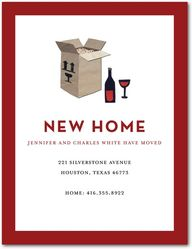 Wine Box - Moving An