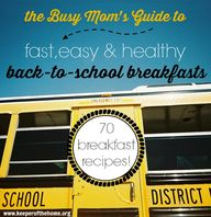The Busy Mom's Guide