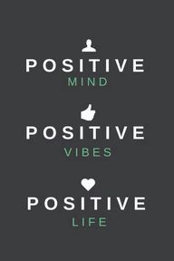Stay positive! Posit