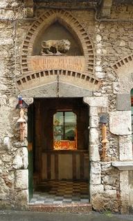Taormine, Sicile, It