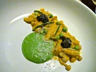 Cavatelli in an uni