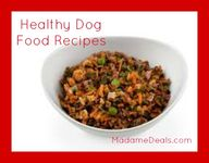 Healthy Dog Food Rec