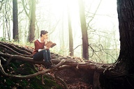Reading in nature --...