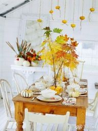 DIY Autumn  Decorati