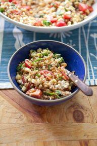 Recipe: Grain Salad