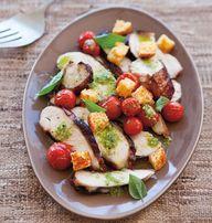 Smoked Chicken Salad
