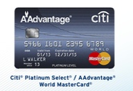 Citi card with chip