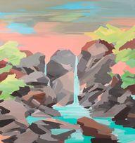 Waterfall by Stefan
