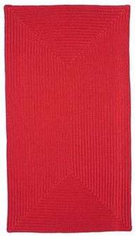 Another red rug. Cap