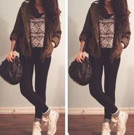 Teen fashion. Tumblr