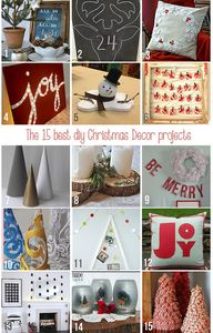 15 Best DIY Christma