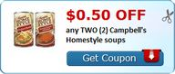 $0.50 off any TWO (2