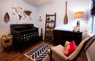 Nautical Nursery - P