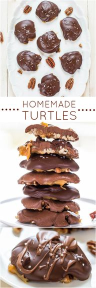 Homemade Turtles - F