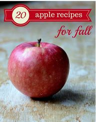 20 Healthy Apple Rec
