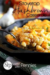 Stovetop Hashbrown C