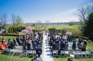 Spring wedding at Th