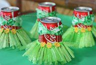cute coke cans