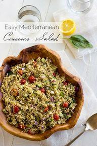 Mediterranean Cousco