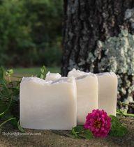 Garden Mint Soap Rec