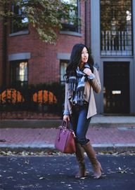 Fall neutrals + tall
