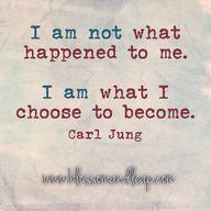 I am not what happen