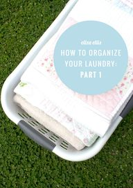 How To Organize Your