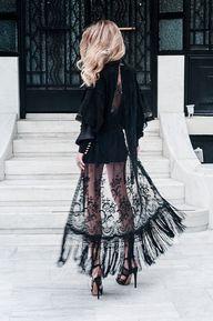 B☮H☮ Babe • lace kim