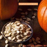 #Pumpkin Seed #Recip