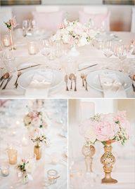 #blush #wedding pink