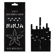 Ninja Pencils. Enoug