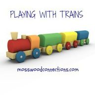 Playing With Trains!