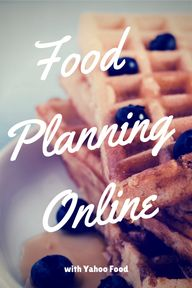 Plan your meals with