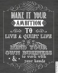 Lady Etiquette: Be a...