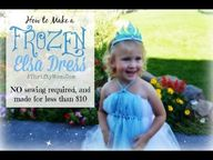 Frozen Elsa Dress, N