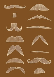 #mustaches