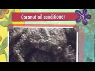 Coconut oil conditio