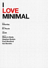 Minimal by J. Kleyn
