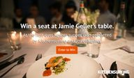 Win a Seat At Jamie'