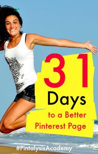 31 Days to a Better