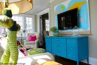 Colorful sunroom - D