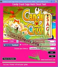 Candy Crush Saga Hac...