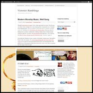 Blog Redesign: victo