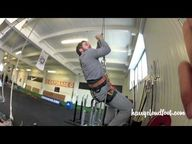 How to climb rope..w