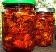 sun dried tomatoes i