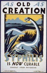 #Syphilis:  As old a