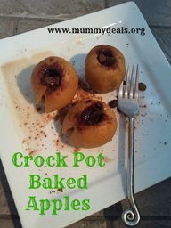 Skinny Crock Pot Bak