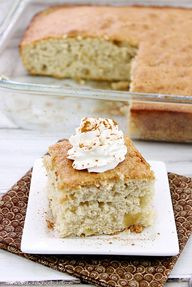 This apple cake is t