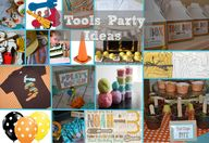 tools party ideas