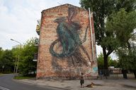 Murals Composed of F